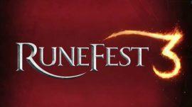 Jagex Games: Runefest 3