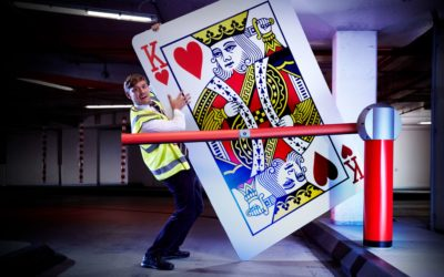 Live Streaming Car Park Poker for Virgin Games