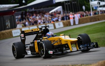Streaming Goodwood Festival of Speed in Live 360° Video