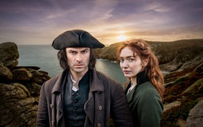 Groovy Gecko debut new FB Live Questions tool for Poldark Q&A
