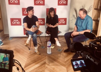 BBC Poldark Q&A