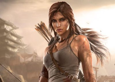 Tomb Raider Video Game Release