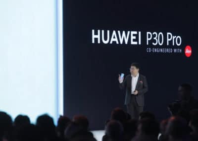 Huawei P30 Phone Launch