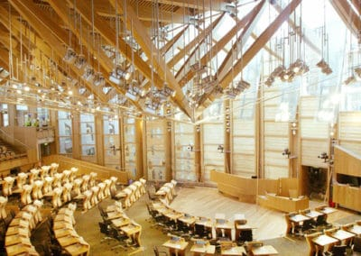 Scottish Parliament Leaders' Virtual Questions