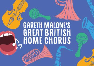 Gareth Malone: Great British Home Chorus