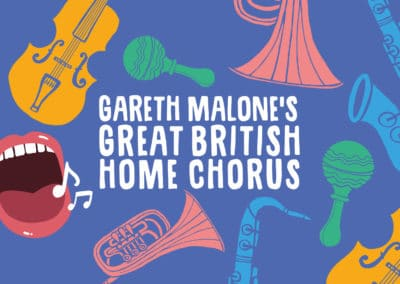 Gareth Malone: Great British Home Chorus