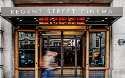 Regent Street Cinema partners with Groovy Gecko